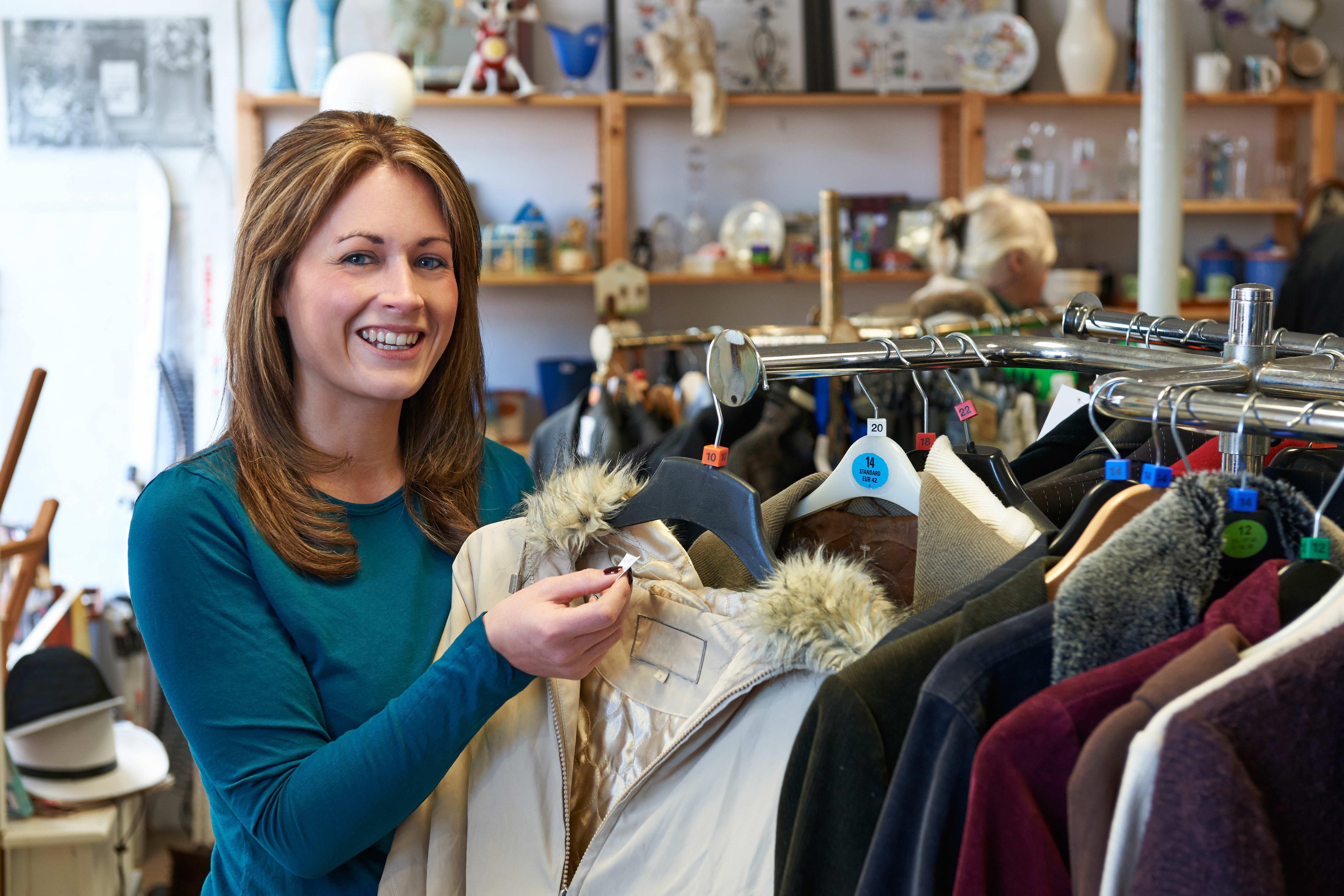 How to claim Gift Aid in Charity Shops on Donated Goods